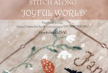 SAL - Cross Stitch
