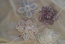 Crocheting / by Merry Elizabeth