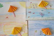 Práce detí z škd ❤️ / Práce detí z mojej práce ❤️ Škd Vyv & PV
