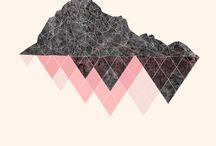 logo mountains