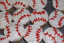 Tasty treats for lax/baseball  / by Sara Calzone