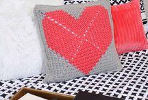 Crochet | Pillows Case