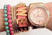 ♡ Jewelry ♡ / by Melissa Reich
