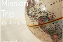 Missions and Short term missions trips