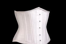 White Corsets