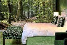 tapiz de naturaleza para interior