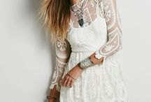 white dress for one day