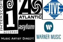 Major labels i am currently working toward signing with... / This is the Goal... Going Major!!!