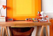 everything orange
