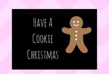 Kerst/kerstmis / christmas / #Kerstkaarten en #buttons van justmeiself
