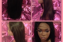 Lace Front ~Remy Hair~Weave~Extendions