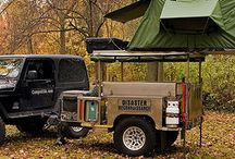 Motor + garaż + camping