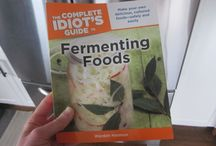 Fermenting Foods / by Julie