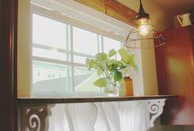 Kitchen window makeovers