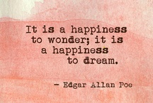 Poe Quotes / Quotes from Edgar Allan Poe and others