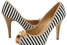 Stripes! / Bold stripes. My new obsession. / by Hazel Q