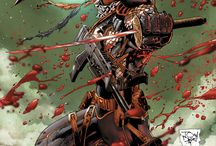 Deathstroke!! / My favorite character on DC's enemy!