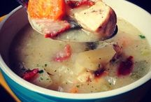 Paleo - Soups, Chowders and Stews / by Brooke Carlock