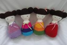 Amigurumi by margaritarium / My work of crochet stuffed toys.