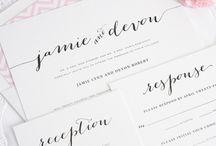 Wedding Invites / by Sisily Calvert