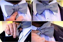 nudos de corbata de lazo