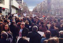 Société / Événements, rassemblements, manifestations... La société en action.