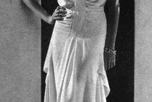 Fashion 1930-1940 / by Gregory Joseph