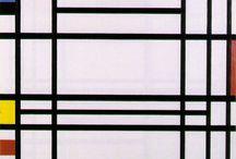Neoplasticismo - Mondrian