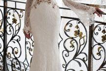 trouwen ,strikjes op je mouwen