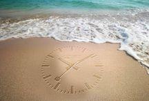 Relojes, joyas y verano / Disfrutar del tiempo libre, la naturaleza y los nuestros