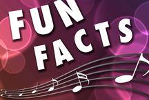 Fun Facts / Fun Facts