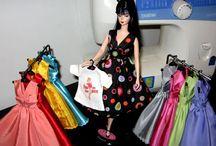I love Barbie® / Zelfmaak ideeën voor Barbie