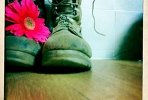 Life of a Soldiers Wife, love my hero :)