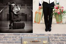 wedding travelling theme