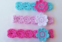 balacas para niña crochet