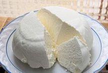 elaboración de queso mascarpone.