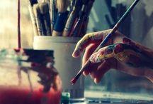 Artiști