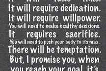 träning citat