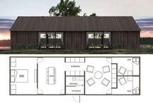enkelt bolig/arkitektur