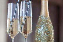 New Year's Eve / by Christina D'Asaro Design, LLC