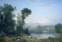Landscapes and backgrounds / by Jen Talley / Mimi & Boo
