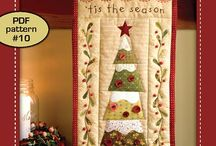Winter Quilts & Projects