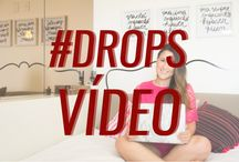 VÍDEOS / Todos os vídeos do canal do Drops das Dez no Youtube #DropsVideo #Youtuber http://www.dropsdasdez.com.br/category/drops-video-2/