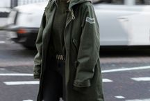 look militar.