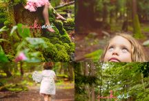 woodland forest shoot