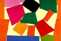 Henri Matisse cut-outs.
