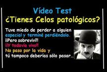 Relaciones de pareja / Vídeo test y video tutoriales enfocados en las causas más frecuentes de conflictos de pareja