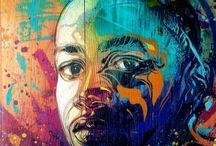 Graffiti / by Danielle Murtagh