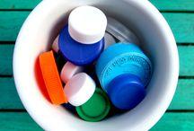 recycle plastic doppen