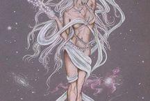 fantasy & sci fi art